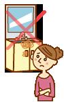 洗面のトラブル
