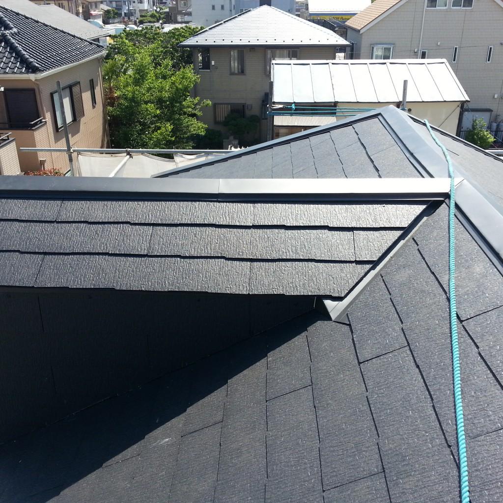 屋根の張り替え