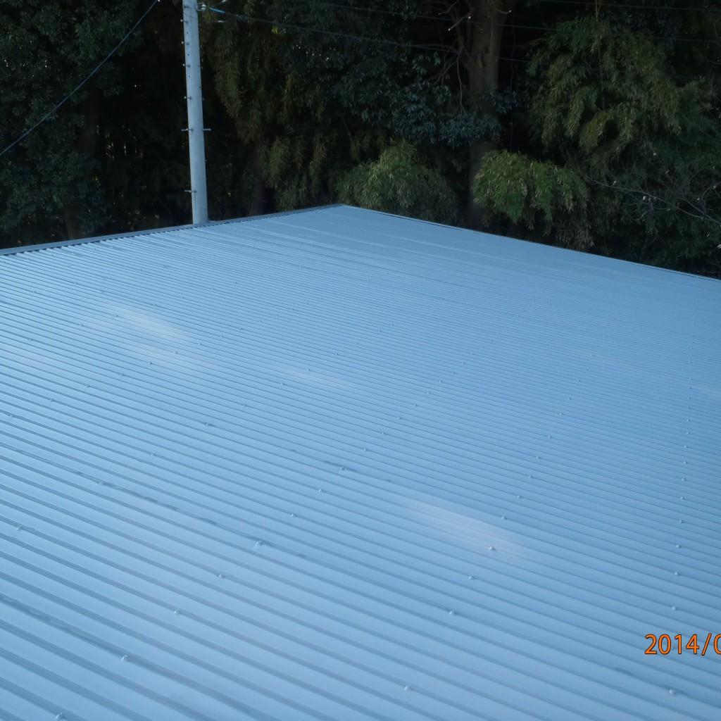 さいたま市西区 屋根塗装
